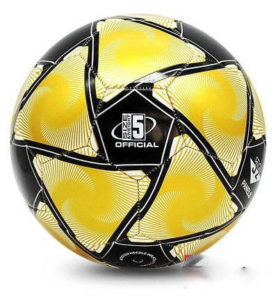 Футбольный мяч Golden Bee №5 Gold (S_M_230919_02), фото 2
