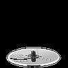 Блендер Scarlett SC-HB42K01 Black 5 швидкостей, турборежим, насадка-вінчик, насадка для рубання м'яса і овочів, фото 6