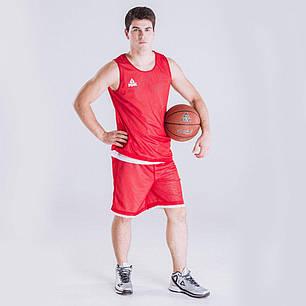 Майка баскетбольная Peak Sport TAA16-RED 3XL Красный (2000118462019), фото 2