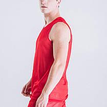 Майка баскетбольная Peak Sport TAA16-RED 3XL Красный (2000118462019), фото 3