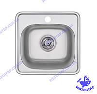 Кухонна мийка Imperial 3838 (0.6 мм) Satin