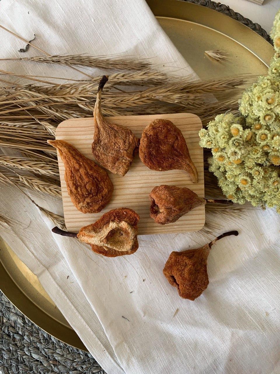 ГРУША сушена біо з Вірменії без цукру (Груша сушена біо з Вірменії без цукру)