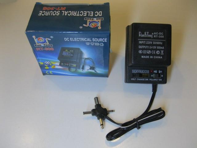 Зарядное устройство RT-308