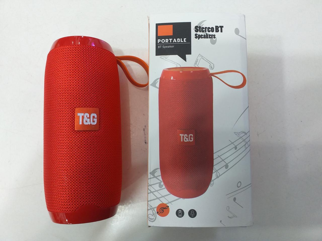 Портативна бездротова Bluetooth колонка TG106