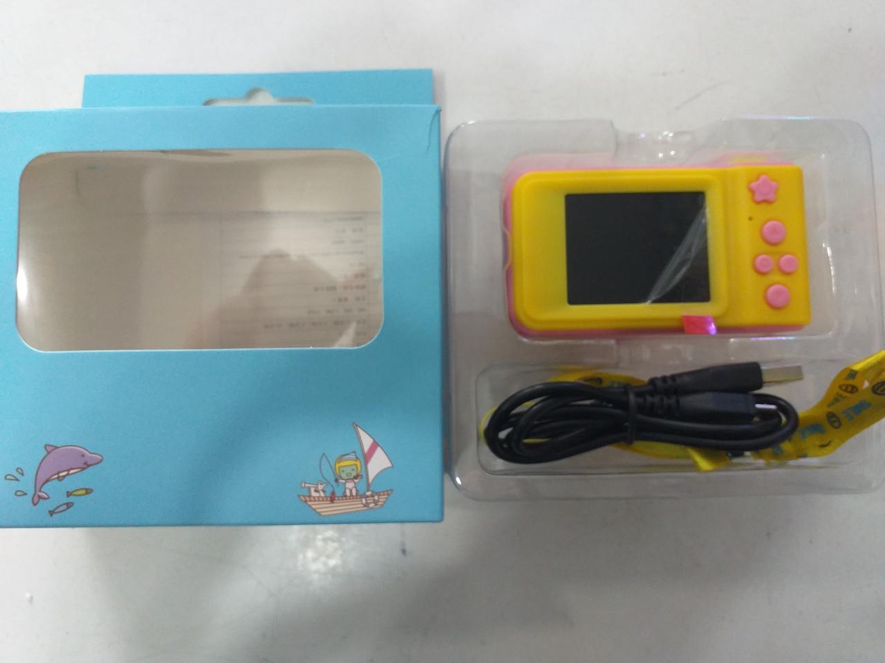 Цифровой детский фотоаппарат 856