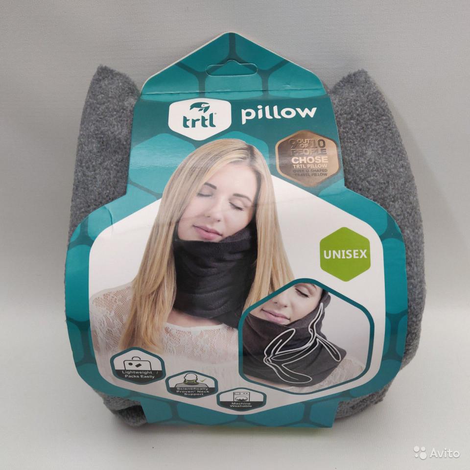 Подушка шарф для путешествий  3160
