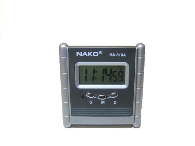 Электронные часы 818