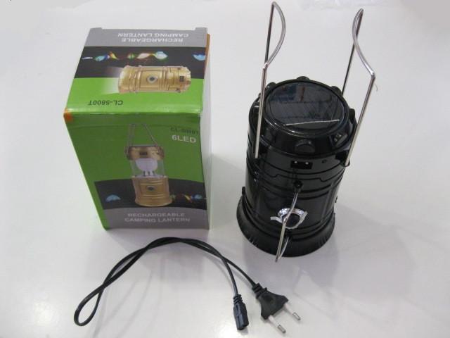 Кемпинговый фонарь CL5800