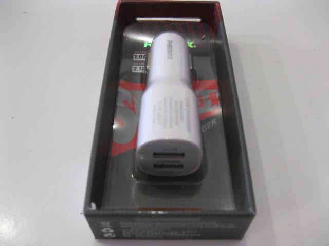 Автомобильный USB адаптер (2 USB)