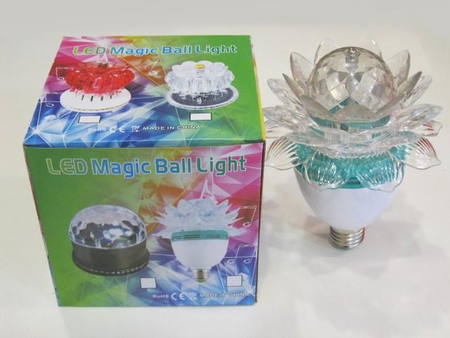 Диско лампа 10-5