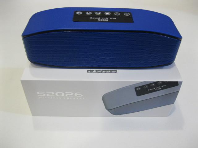Портативная акустика S2026