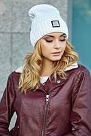 Жіноча зимова шапка «Вісконсін»