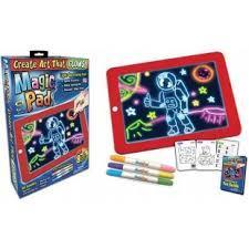 Дитячий планшет для малювання magic pad 746