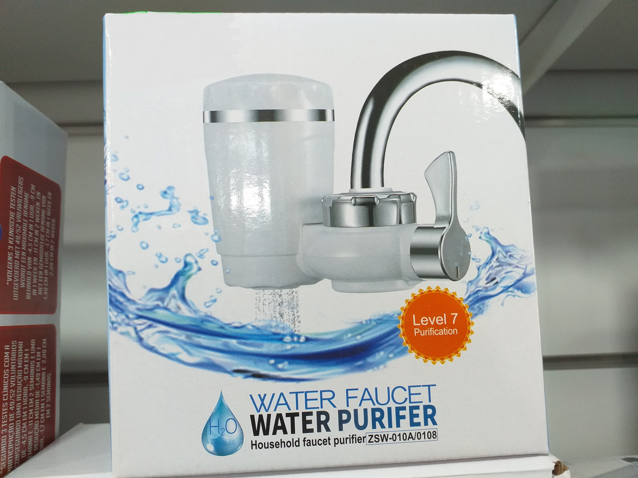 Фильрт для воды 010 на кран