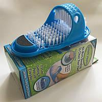 Массажные тапочки для душа с пемзой Simple Slippers  yl70-9005
