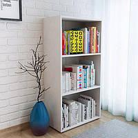 Книжная полка, стеллаж для книг и игрушек, этажерка на 3 полки G0002