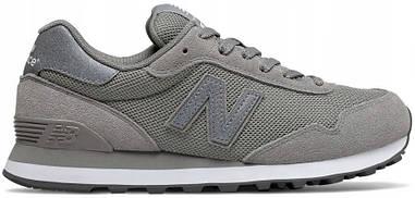 Кросівки жіночі New Balance 515 колір сірий