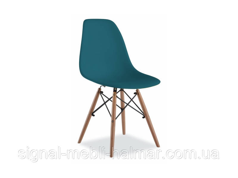 Кухонный стул Enzo морской (Signal)