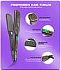 Керамический утюжок для волос Enzo EN-5444 с LED дисплеем и терморегулятором, Приборы для укладки волос, фото 2