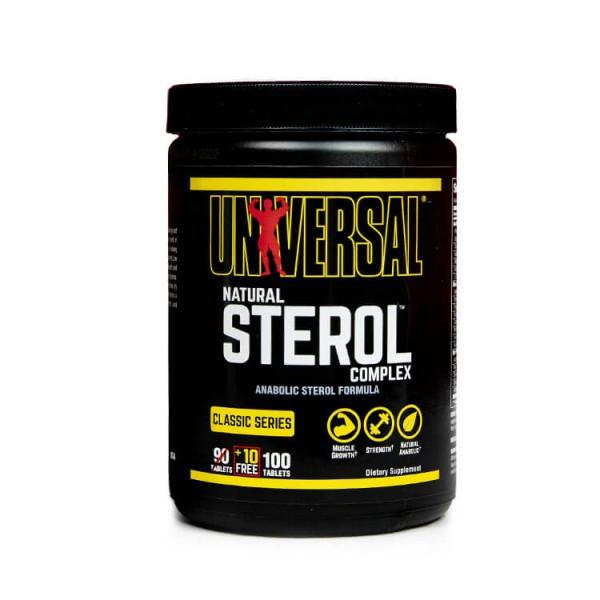 Анаболическая формула NATURAL STEROL COMPLEX 100 таблеток