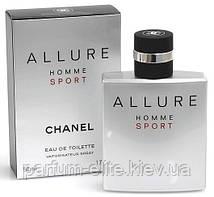 Мужская туалетная вода Allure Homme Sport 50ml