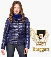 Воздуховик Braggart Angel's Fluff 40267 | Женская весенне-осенняя куртка фиолетовая