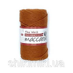 Еко шнур Macrame Cord 3 mm, колір Теракотовий
