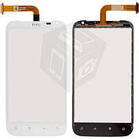 Touchscreen (сенсорный экран) для HTC Sensation XL X315e G21, белый, оригинал