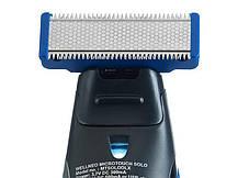 Триммер  Micro Touch Solo | машинка для стрижки бороды 3 в 1 | бритва мужская, фото 2