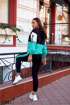 Спортивный костюм двунитка Minova Размеры: 48-50, 52-54, 56-58, фото 2