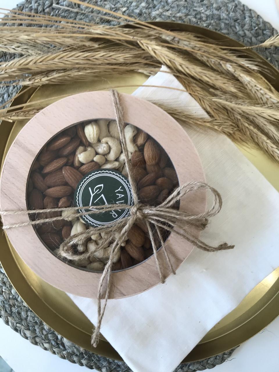 Подарунковий горіховий бокс (подарочный ореховый бокс)