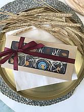 """Набір подарунковий Burunduk """"8 малюток"""" 400 г арахисовых паст) подарочный набор"""