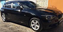 Дефлекторы окон BMW 1 F20 5d 2011-2017