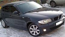Дефлекторы окон BMW 1 E87 2004-2012