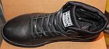 Ботинки осенние мужские кожаные от производителя модель ГЛ201-1, фото 4