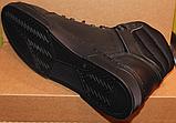 Ботинки осенние мужские кожаные от производителя модель ГЛ201-1, фото 5