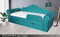Диван кровать МЕЛАНИ 2250*860 (сп.место 1700х800) MELANI на ламелях с ящиком, фото 1