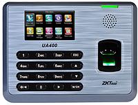 Система учета рабочего времени сотрудников ZKTeco UA400