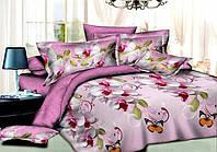 Комплект качественного постельного белья (полуторка, двойка, евро, семейный)