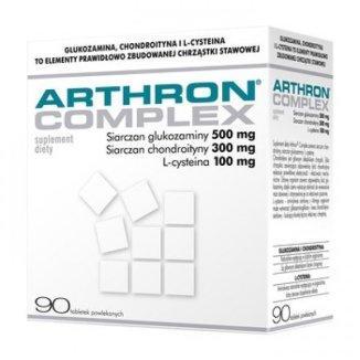Takeda Arthron Complex хондропротектор с глюкозамином 1500 мг, хондроитином 900 мг, L-цистеином 90 таб на 30дн