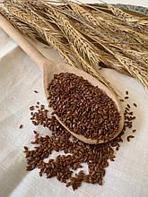 Льон коричневий (лён коричневый)