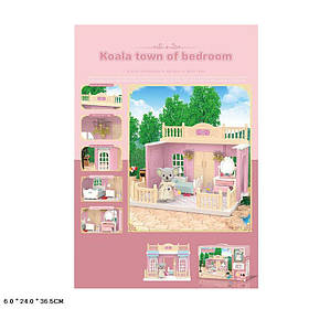 Животные флоксовые FDE8657 (36шт)спальня, фигурка в комплекте,в короб.36,5*24*6см