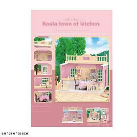 Животные флоксовые FDE8659 (36шт)кухня, фигурка в комплекте, в короб.36,5*24*6см