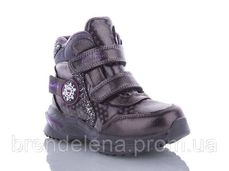 Ботинки детские для девочки р26-31(код 8020-00) 30