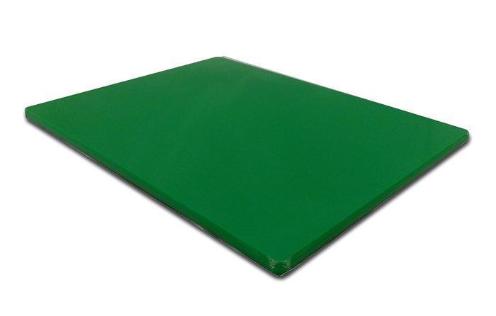 Доска кухонная FoREST Resto Line зеленая 40х30 см h2 см пластик (470343)