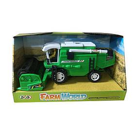 Трактор инерц 0065 (24шт/2) в откр кор