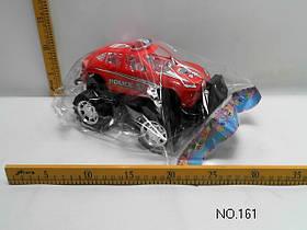 Машина инерц 161 (96шт/2)полиция, в пакете