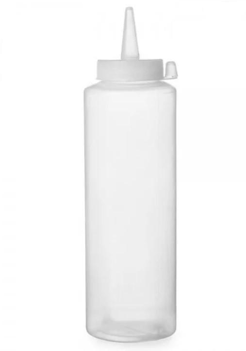 Бутилка для соусов Hendi  прозрачная 200мл (558027)
