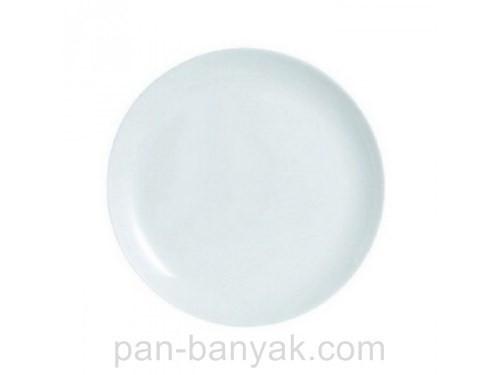 Тарілка обідня Luminarc Diwali кругла без борту d25 см склокераміка (6905D)