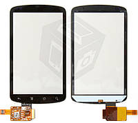 Touchscreen (сенсорный экран) для HTC Nexus One G5, черный, оригинал